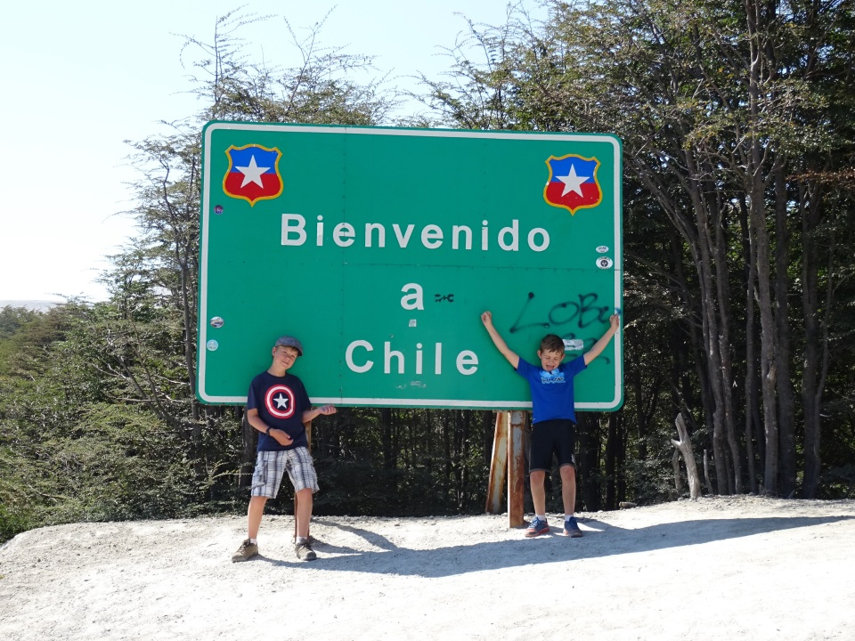 Welcome back to Chile!