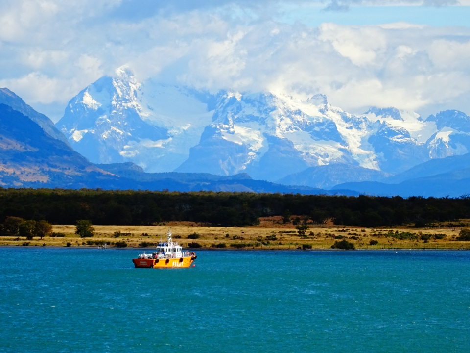 Arrival in Puerto Natales, Spectacular